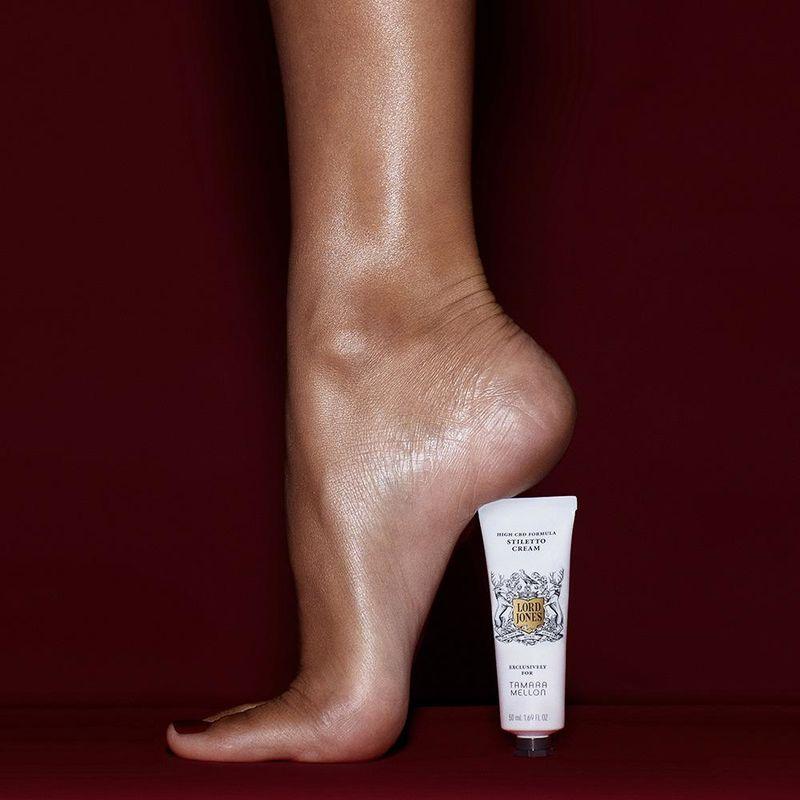 CBD-Infused Foot Creams