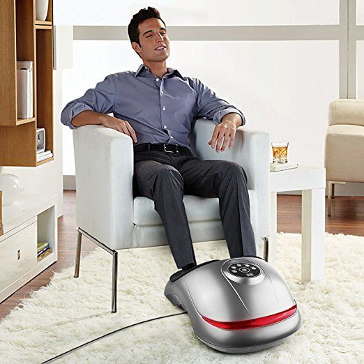 Heated Shiatsu Foot Massagers