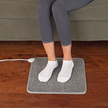 Heated Foot Mats