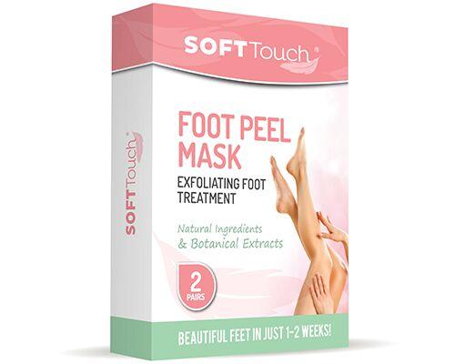 Lavender-Scented Foot Peel Masks