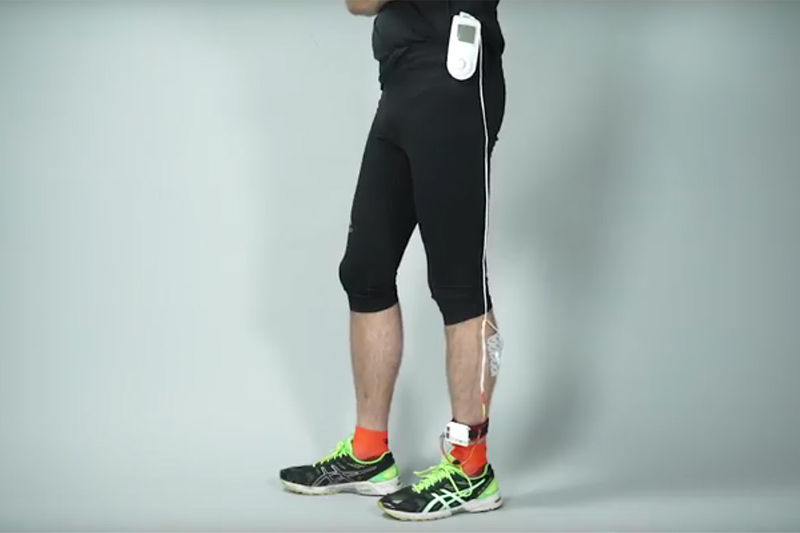 Electrified Running Trainers
