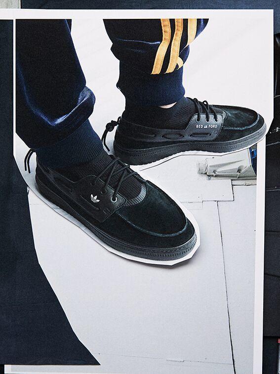 Inaugural Footwear Collaborations