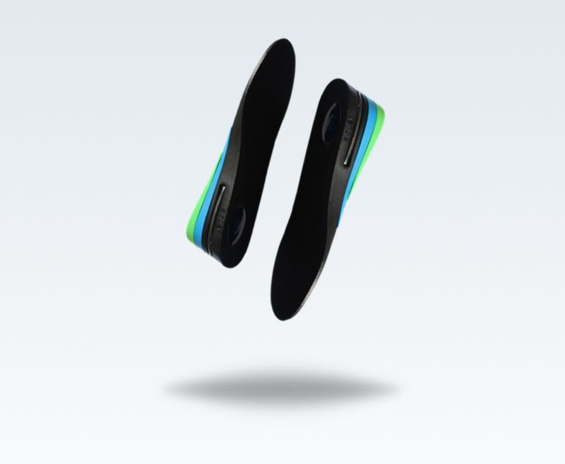 Height-Boosting Insoles