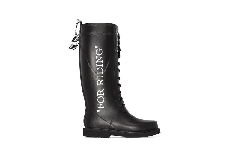 High-End Riding Boots