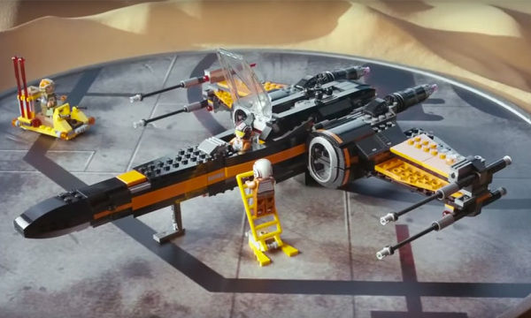 Intergalactic LEGO Toys