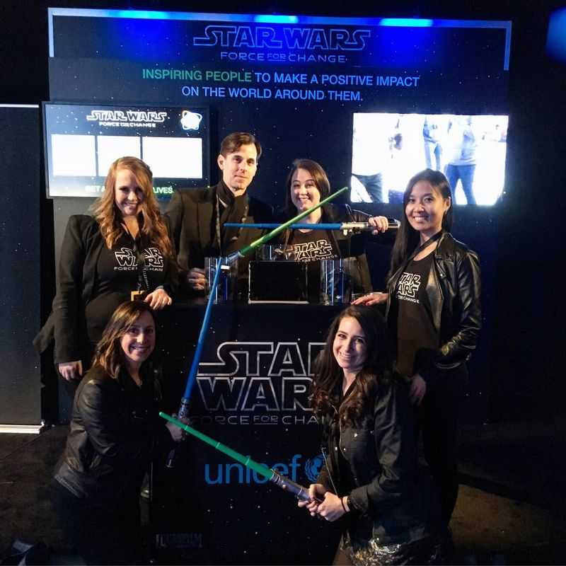 Charitable Sci-Fi Communities