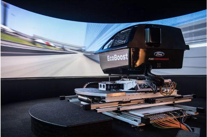 Realistic Automotive Simulations