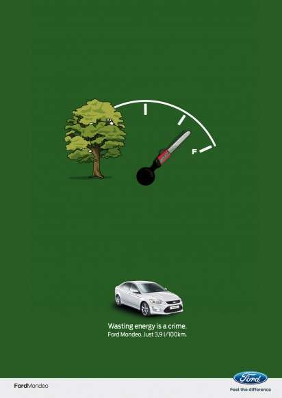Eco Fuel Guage Ads