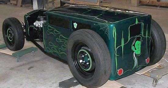 DIY Hot Rods