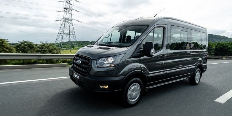 Electrically-Powered Utility Vans