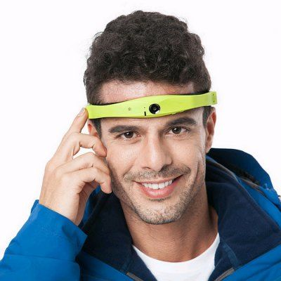 Live-Streaming Headband Cameras