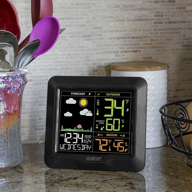 Hyper-Local Weather Stations