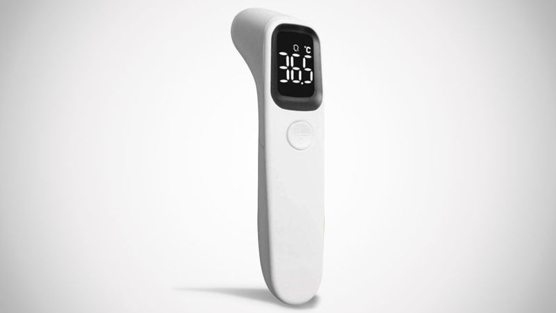 Noninvasive Contactless Thermometers