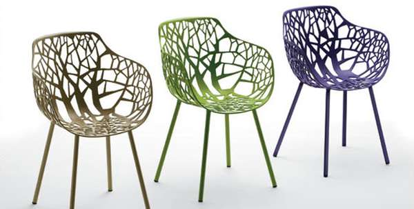 Delicieux Latticed Branch Seats
