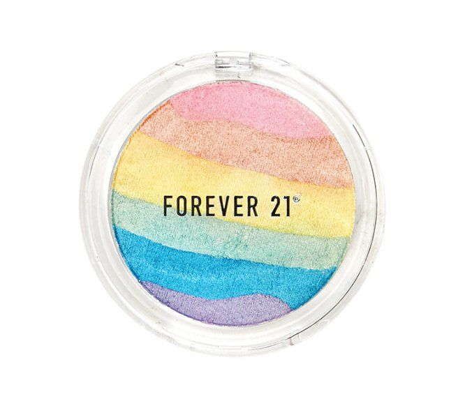 Vibrant Rainbow Highlighters