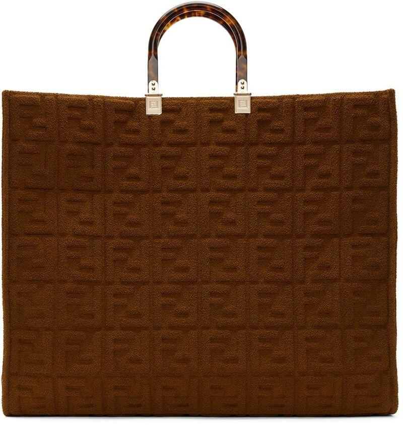 Logo-Adorned Towel Totes