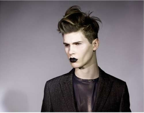 Black Male Lipstick