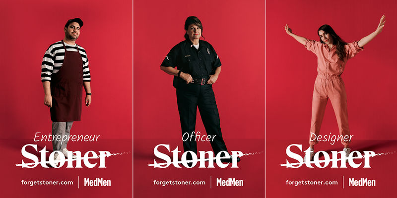 Revamped Cannabis Ads