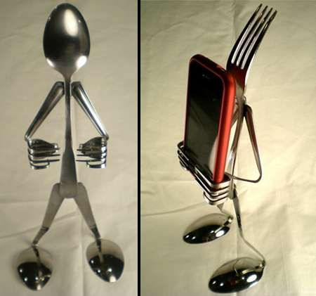 Foodie-Friendly Phone Holders