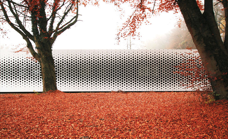 Parametric Patterned Schools
