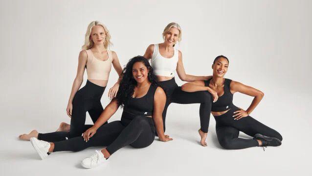Posture-Improving Activewear