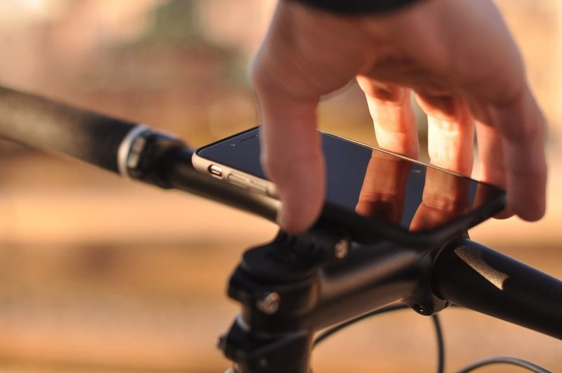 Magnetic Cyclist Phone Mounts