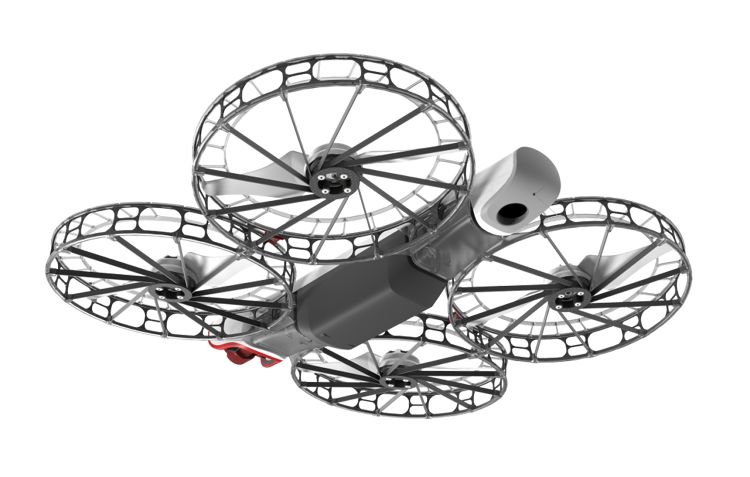 Race Car-Inspired Drones
