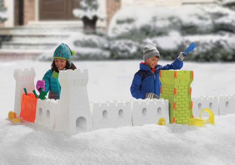Outdoor Winter Castle Toys