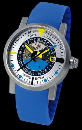 Primary Color Timepieces
