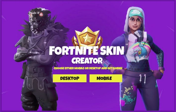 Battle Royale Skin Creators Fortnite Skin Creator