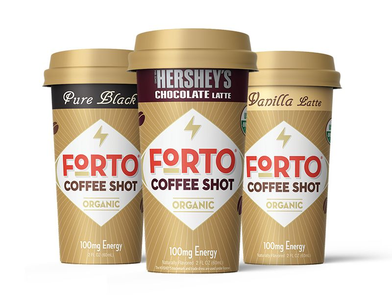 All-Natural Coffee Shots