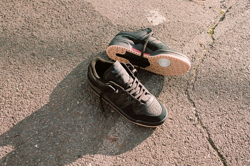 Performance-Driven Skate Shoes