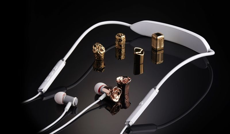 Creatively Capped Ear Buds
