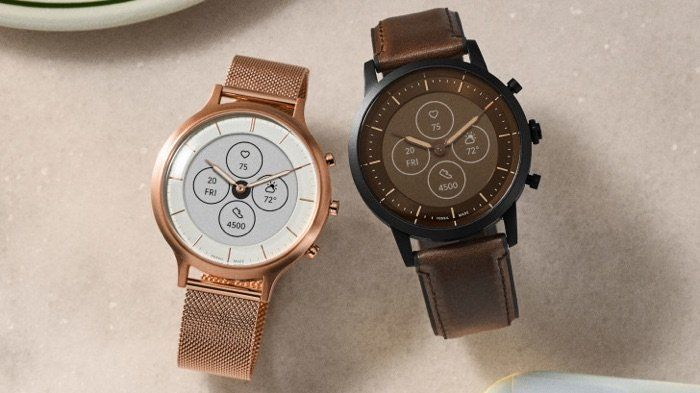 Hybrid Functionality Timepieces