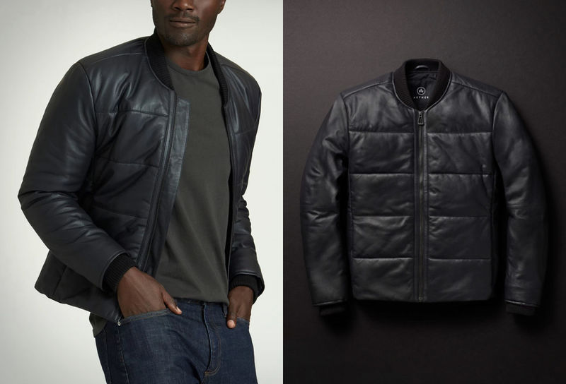 Limited-Edition Leather Jackets