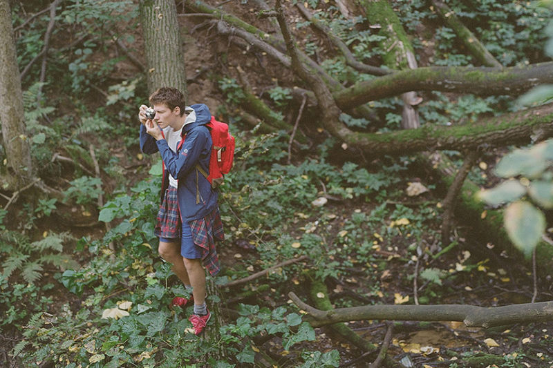 Urban Hiking Editorials