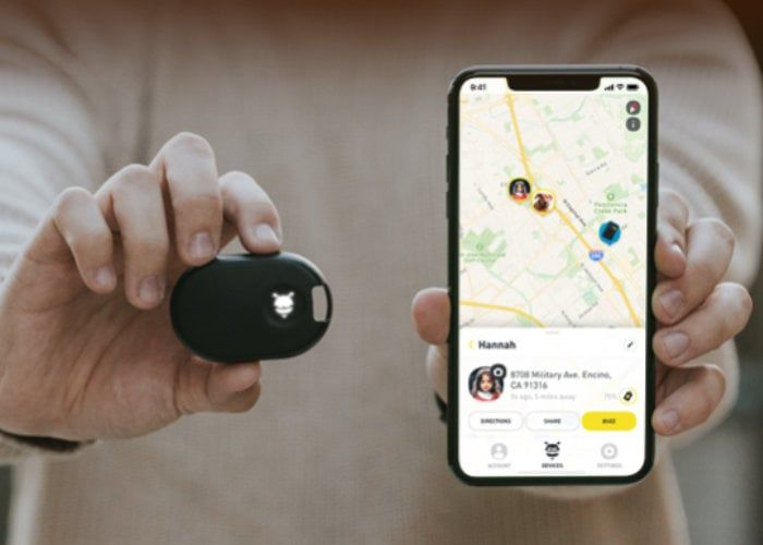 Real-Time Cellular Item Trackers