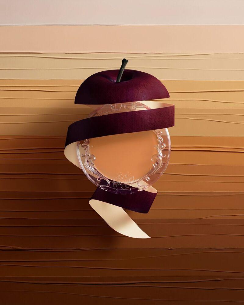 Apple-Infused Foundation Balms