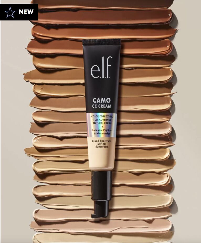 Color-Correcting Foundation Ranges