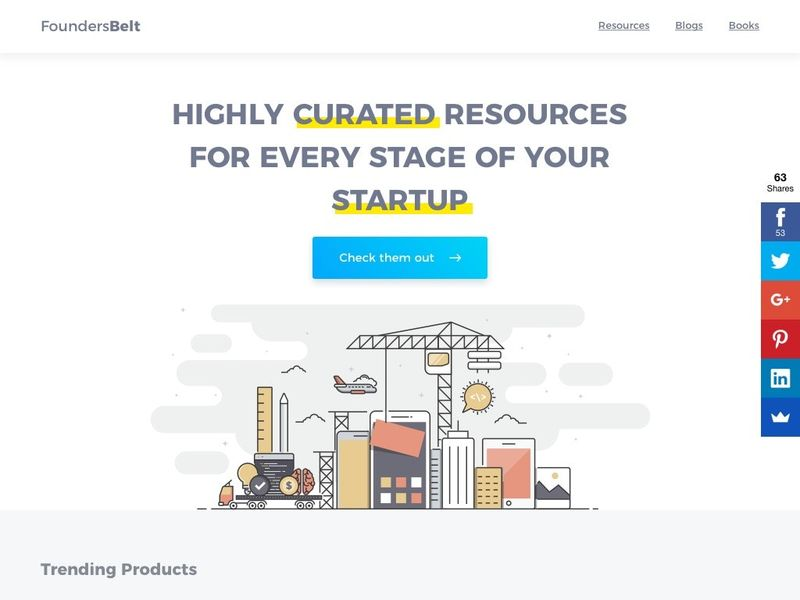 Startup Resource Support Platforms