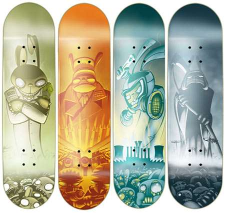 Symbolic Skateboards