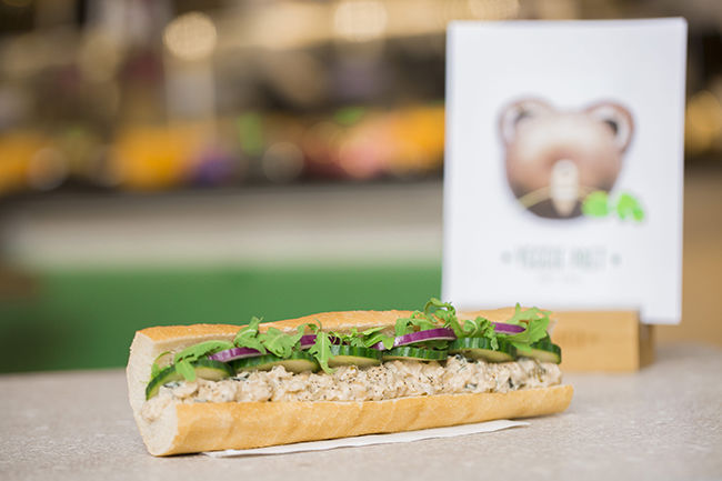 Hearty Plant-Based Sandwiches