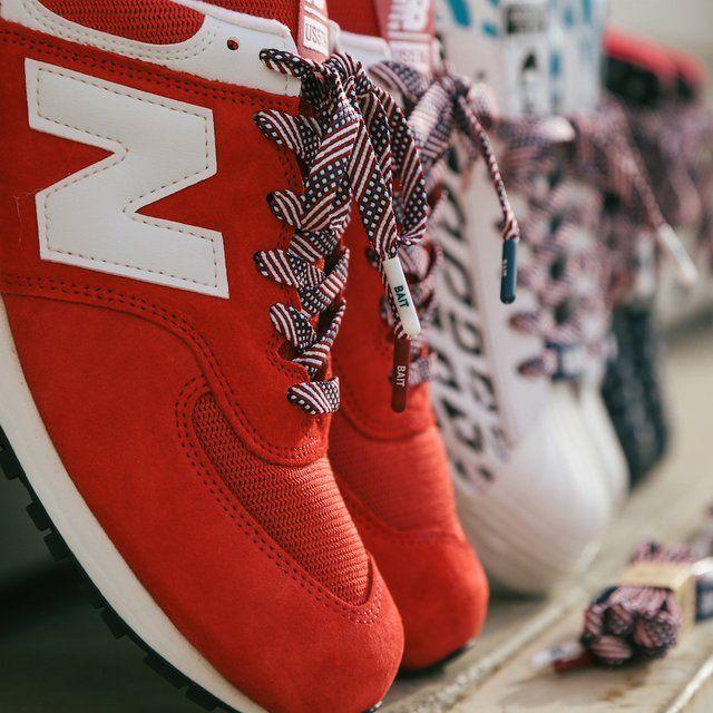 Patriotic Flag Shoelaces
