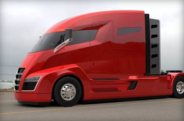 Turbine-Powered Trucks