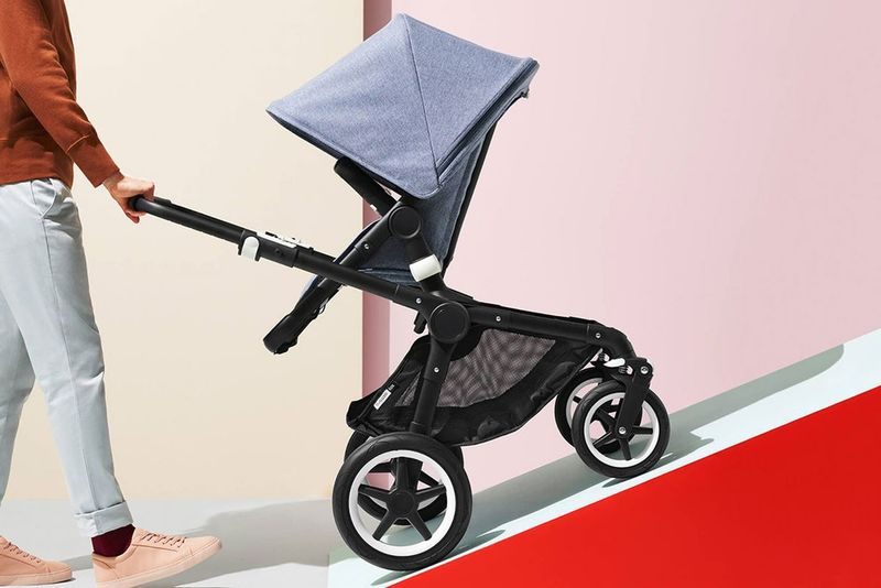 All-Terrain Luxury Strollers
