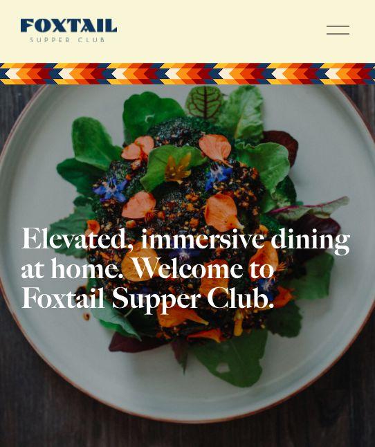 Virtual Restaurants