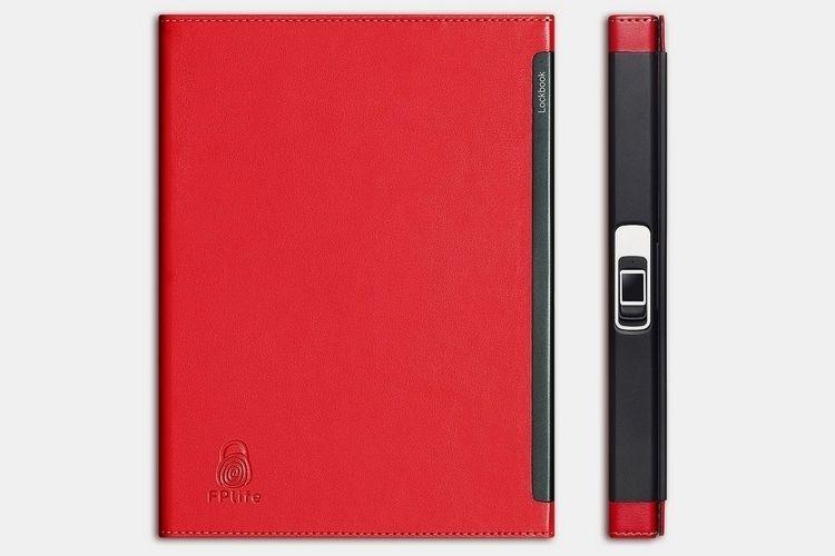Biometric Security Notebooks