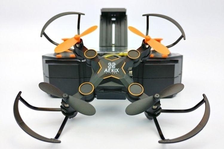 Collapsing Mini Drones