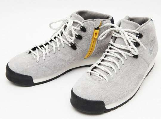 Smoky Suede Sneakers