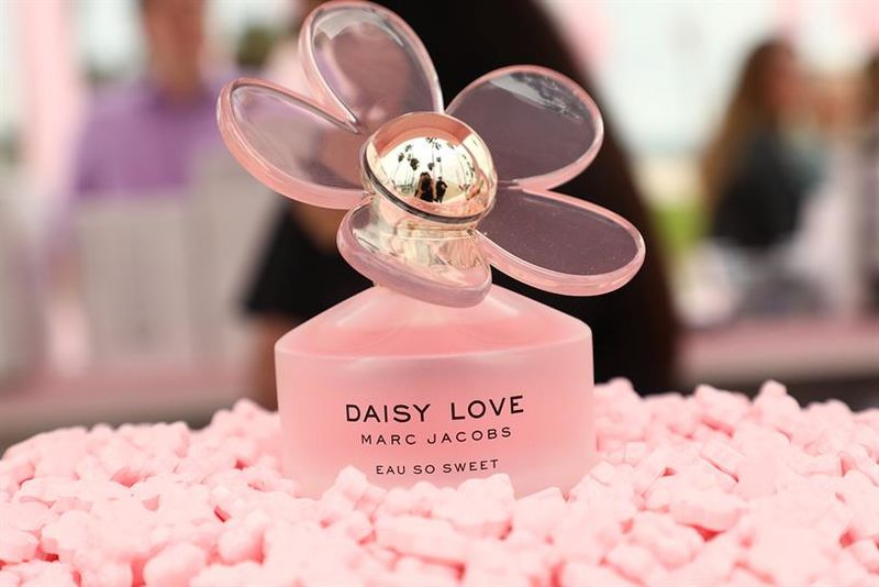 Candy-Themed Perfume Pop-Ups